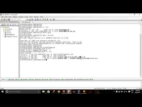 Weblogic Administration Online Training Session 01 || weblogic ...