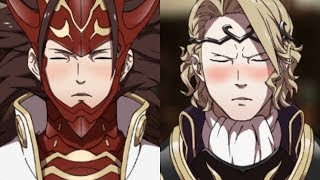 Fire Emblem Fates - All (Male) Kiss Quotes [English]