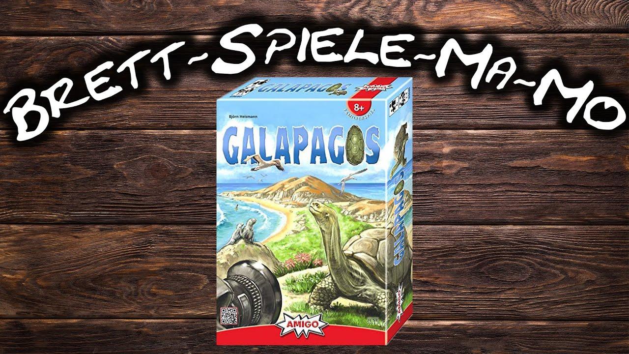 [Brett-Spiele-Ma-Mo] Galapagos