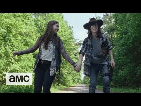 The Walking Dead Season 8 Behind the Scenes: Meet the Casts