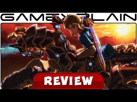 Zelda: Breath of the Wild DLC Pack 2: The Champions' Ballad - REVIEW (Nintendo Switch)