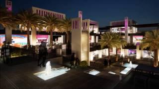 OASIS RESTAURANT COMPLEX - AL-MAHBOULA, KUWAIT (Concept Design)