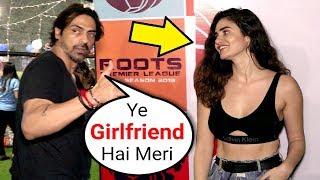 Meet Arjun Rampal's HOT New Girlfriend Gabriella Demetriades