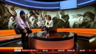 BBC World News TV on Warrior Saints