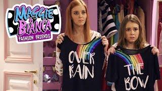 Мэгги и Бьянка в Академии Моды | Мэгги и Бьянка узнают, что они сестры!