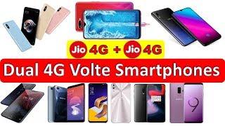 Dual Sim Active 4G Volte Smartphones Spetember 2018 - Dual Sim 4G Volte - Jio4G+JIo4G Volte Sim