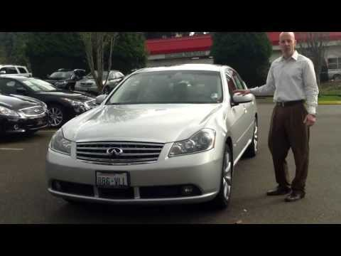 2006 Infiniti M35X AWD review - In 3 minutes you'll be an expert on the 2006 M35X