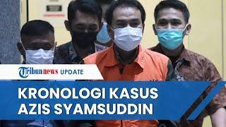 Azis Syamsuddin Terjerat Dugaan Suap Penanganan Perkara Kepada Penyidik KPK, Ini Kronologinya