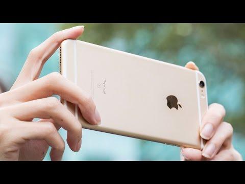 Apple iPhone 6s 16GB, kuldne (Uuendatud) A-klass