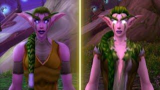 World of Warcraft: Legion (2016) vs. Vanilla (2005) Graphics Comparison | Kholo.pk