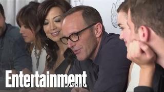 Clark Gregg, Ming Na, Chloe Bennett, Brett Dalton, Iain De Caestecker & Elizabeth Henstridge - 15/08/2014 - Entertainment Weekly