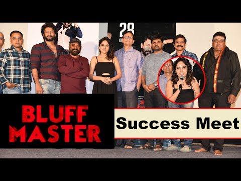 Bluff Master Movie Team Successmeet