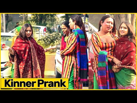 Epic Kinner Prank by Khyati Sharma | The Prank Express