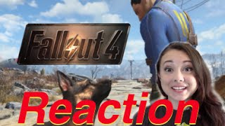 Fallout 4 Trailer Reaction & Mail time!