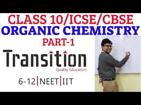 Organic Chemistry Part -I