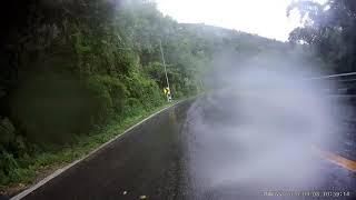 Rainy Season Day Ride with INNOVV C5
