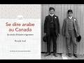 Video for arabe au canada