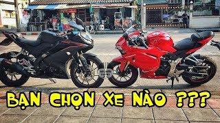 Điểm lại 4 mẫu moto Sportbike 150cc mà các biker đang thầm yêu