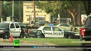 В США уволили полицейского за отказ стрелять в подозреваемого