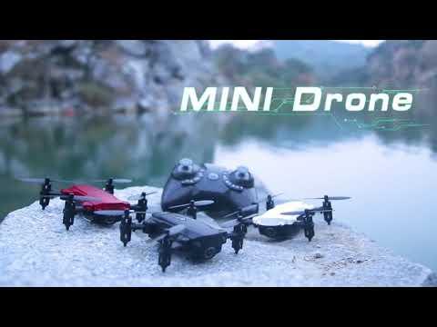 Mini drone med HD-kamera