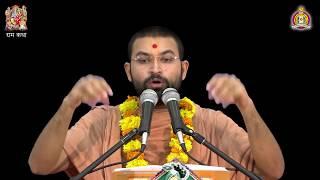 Ram Katha 2018   Day 21   Sukh Ki Baris   राम कथा   सुख की बारिस   Aksharmuni Swami