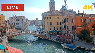 Live Stream of Ponte delle Guglie Venice – View from Hotel Filù Venezia – Live cam in 4K