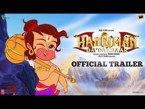 HANUMAN DA DAMDAAR Movie Trailer