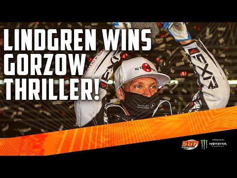 Wideo1: Lindgren wygrywa II turniej w Gorzowie | FIM Speedway Grand Prix
