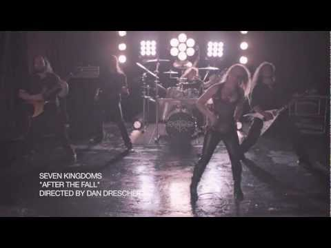 "SEVEN KINGDOMS ""After The Fall""    (Official - Nightmare Records)"