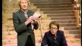 Silvestr 1978  Miloslav Šimek a Luděk Sobota   Jak správně telefonovat