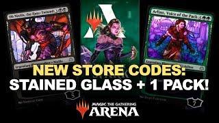 Free Mtg Arena Codes
