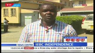 Nakuru court to rule on case in which 12 voters seek injunction against NASA's interference on IEBC