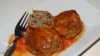 Pulpety w sosie pomidorowym | Natalia w Kuchni