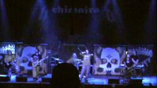 Chimaira The Dehumanizing Process DVD  Philadelphia PA. @ Electric Factory Stillborn Fest 12.26.03