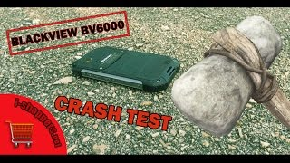 Смартфон Blackview BV6000 (Green) от компании Cthp - видео 2