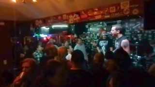 Angry Samoans - You Stupid Asshole / I'm A Pig @ Mac's Doll Hut 2015