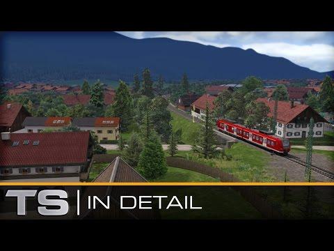 Train Simulator 2014: Munich - Garmisch-Partenkirchen Route Add-On