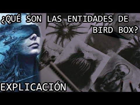 ¿Qué son las Entidades de Bird Box? EXPLICACIÓN | Las Entidades de Bird Box: a ciegas EXPLICADAS