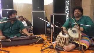 Live Program Ustad Shehzad Jani Tabla Player - YouTube
