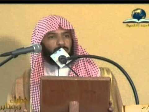 التوكل على الله- خطبة رائعة لـلشيخ : سعد بن ناصر الشثري