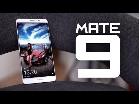 Der neue Phablet-King? Huawei Mate 9 Review! - felixba