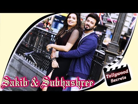 Rain Disrupts Tor Premer Bristite Song Shooting||Shakib Khan-Shubasree||Tollywood Secrets