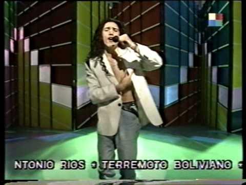 Javier Anibal - Corazon de hielo  en A todo ritmo