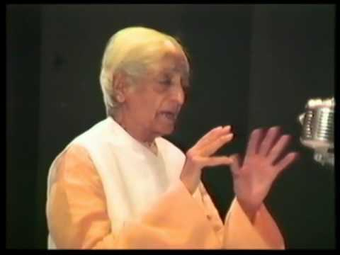 Why is it that certain facts remain mere concepts? | J. Krishnamurti