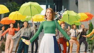 アクエリアスかわいい女性ダンスCM滝沢カレン1日分のマルチビタミン