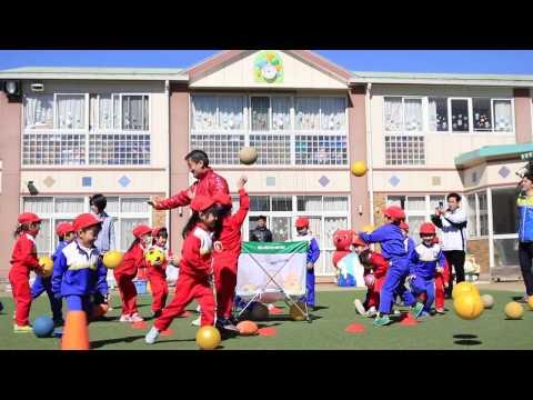 九重幼稚園 バルシューレ