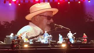 "Eric Clapton with Carlos Santana 07/08/18 ""High Time We Went"" London, UK, Hyde Park"