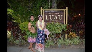 Myths Of Maui, Hawaiian Luau Royal Lahaina Resort