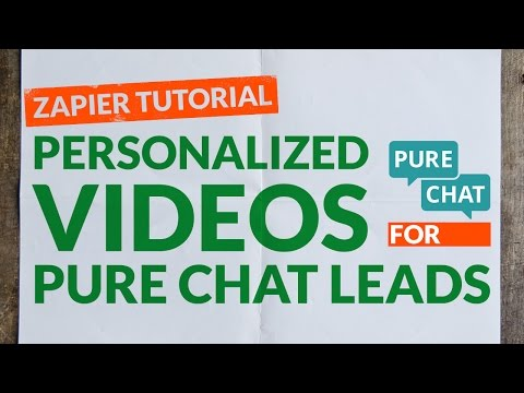 How to Engage a Website Visitor with a Personalized Video