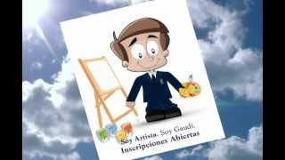 preview picture of video 'COLEGIO GAUDI (HIMNO)'